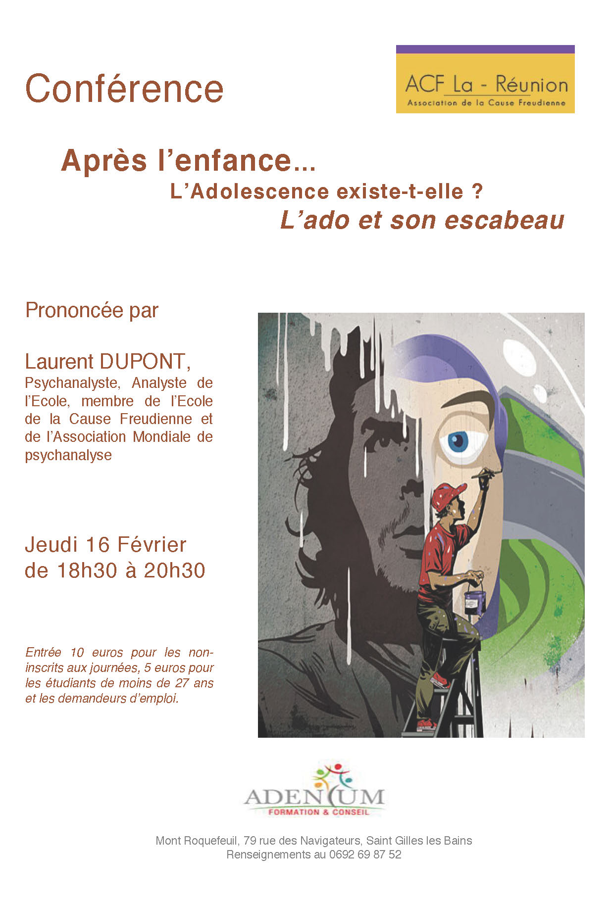 affiche conference LD3